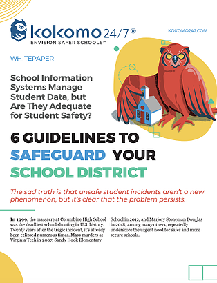 Whitepaper: 6 Guidelines to Safeguard Your School District